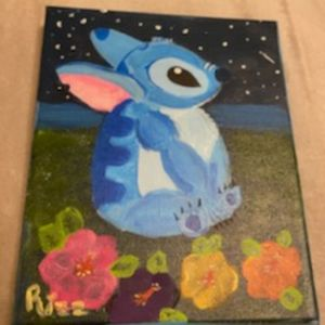 Lilo & Stich Painting